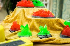 Need a fun gift idea? These unique gem stone soaps are great gifts you can make. Watch Home & Family weekdays at 10a/9c on Hallmark Channel!