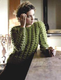Sweater in Rowan Creative Focus Worsted | Pioneer by Rowan