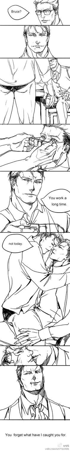 Superbat Clark x Bruce