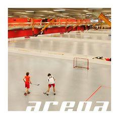 Floorball center 'esport Ratiopharm arena' in Finland