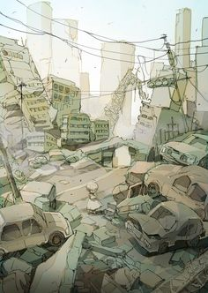 theartofanimation:    Demizu Posuka