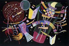 Wassily Kandinskij, Composizione X, 1938