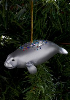 i could probably make this and a whole series of under water creature ornaments.