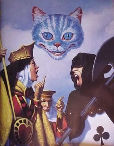 Greg Hildebrandt- Alice in Wonderland 15
