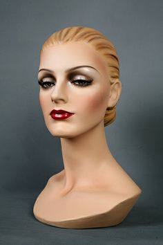 E.P. Mannequin Bust | Flickr - Photo Sharing!