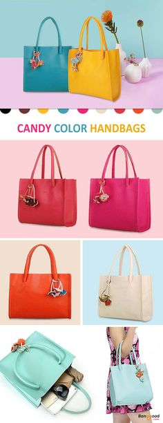 US$14.59+Free shipping. Women Handbags, Casual Bags, Shoulder Bags, Commuter Handbags, Retro, Cute, Large Capacity, Beautiful Color.How to match summer fashion with a casual bag, nine colors for your different choice.