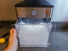 The $500 Opal Nugget Ice from GE FirstBuild plans to turn the dream of making crunchy nugget ice at home a reality.