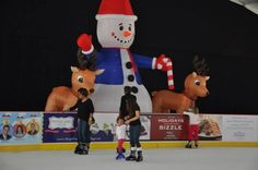 Winter in the Park – Holiday Ice Skating Rink Winter Park, Florida  #Kids #Events