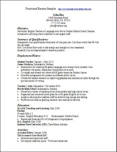Functional Resume Layout 14 Best Work Images On Pinterest  Offices Paint Primer And Plants