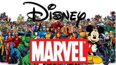 Nice Pic from Marvel and Disney