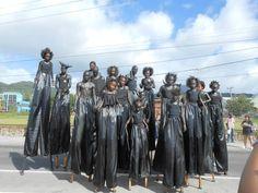 Bwa Bwa as Black Devils Carnival Opening 2014