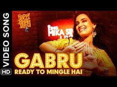 Gabru Ready To Mingle Hai Lyrics - Happy Bhag Jayegi - Lyrics   Hindi Songs   New Songs   Old Songs