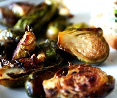 Roasted Brussels Sprouts With Apples | 13 Thanksgiving Recipes With Five Ingredients Or Fewer