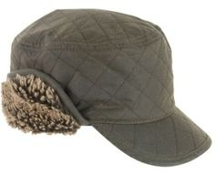 Barbour Stanhope Trapper Wax Hat › Headwear and Scarves › Country Clothing › Page 1