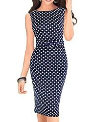 Women's Sleeveless Polka Dots Bodycon Slim Dresses. Get wonderful discounts up to 70% at Light in the box with Coupon and Promo Codes.