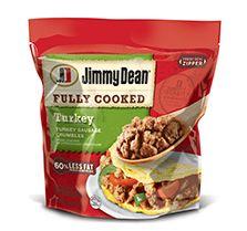Jimmy Dean | Turkey Sausage Crumbles