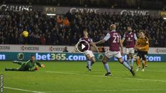 Video Highlights: Wolverhampton v Aston Villa FC - Sky Bet Championship, 14 January 2017. You are watching football / soccer highlights of Sky Bet Cha...