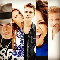 Vampire Diaries season 6 #TvGuide #Comic-Con #sdcc14