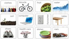 Distinguish between things needed to live a healthy life and things that would be merely nice to have. Fruit Water, Daisy Girl Scouts, Distinguish Between, Living A Healthy Life, Place Card Holders, Activities, Daisies, Crafts, Curriculum