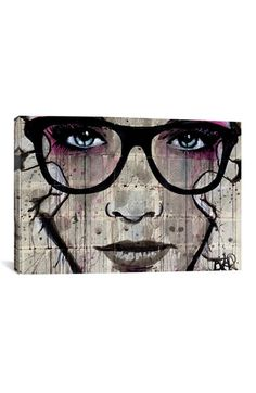 iCanvas 'Specs' Giclée Print Canvas Art available at #Nordstrom