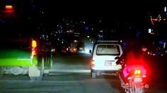By Road Pokhara To Kathmandu At Night