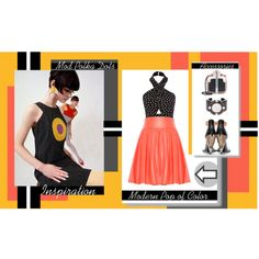 """""""Vintage Inspiration - Covered In Spots"""" by latoyacl on Polyvore"""