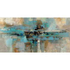 Morning Fjord by Silvia Vassileva Giant Reproduction (6 ft. x 3 ft.)