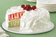 Holiday Poke Cake recipe #Jellorecipes
