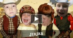 Let this JibJab be your dance instructor, by uploading 4 faces of your choosing to two-step and doe-see-doe in our 'Starring You' Square Dance!.