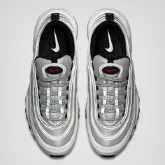 Inspired by a high-speed bullet train, Women's Nike Air Max 97 OG Shoe  brings back an icon with plush, lightweight upgrades. It modernizes its  retro design ...