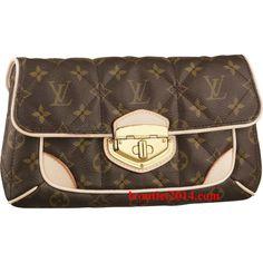 Louis Vuitton Clutch Monogram Etoile
