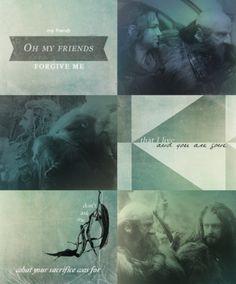 Dwalin + the line of Durin #thehobbit