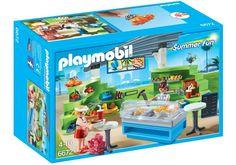 Playmobil 6672 - Shop mit Imbiss - Box