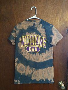 0c6e43136bf REDUCED!! Williams College men s small gray reverse tie dye