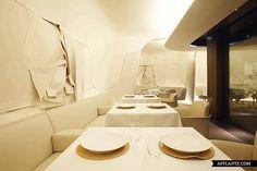 'Sur Mesure' Restaurant // Jouin Manku Studio