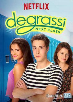 Degrassi: Next Class streaming ita