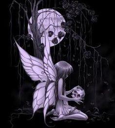 Dark Fairy Tattoos   Dark Fairy Tattoo - LiLz.eu - Tattoo DE
