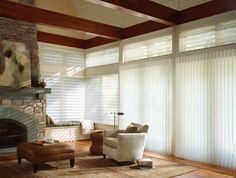 hunter douglas window blinds vertical chateau style fireplace with stone and wood shelf mantel arched face house blinds 37 best hunter douglas luminettes images in 2018 shades