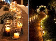12 Lighting ideas for your wedding Casual Wedding, Trendy Wedding, Perfect Wedding, Rustic Wedding, Our Wedding, Dream Wedding, Party Wedding, Wedding Colors, Wedding Flowers