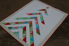 Oh, Christmas Tree Quilt