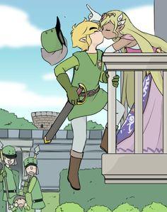 The Legend Of Zelda, Legend Of Zelda Memes, Legend Of Zelda Breath, Cute Anime Pics, Cute Anime Couples, Cry Anime, Anime Art, Kingdom Hearts, Princesa Zelda