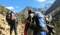 There are many adventurous destination for trekking in Nepal such as Annapurna trek, Lang tang Trek etc.