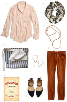 a thanksgiving outfit | reading my tea leaves