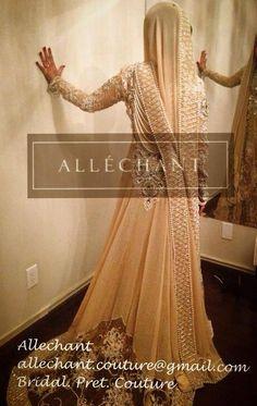 allechant bridal
