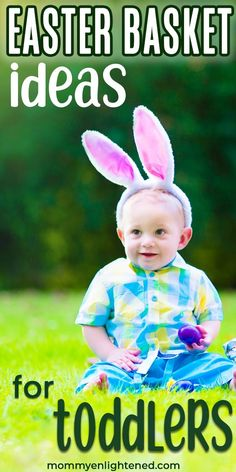 If you are looking for the best Easter basket ideas for toddlers in 2019 - we have a extensive list here! Easter is a fun holiday, and as a mom you can make it a lot of fun! Toddler Gifts, Gifts For Kids, Easter Baskets For Toddlers, Birthday Care Packages, Easter Stickers, Thing 1, Easter Colors, Happy Kids, Holiday Fun