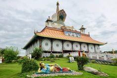 Guide til Lumbini - Buddhas fødested - Rundtekvator Nepal, Trek, Buddha, Cabin, Website, House Styles, Building, Viajes, Cabins