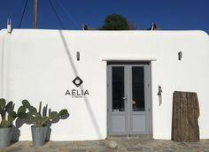 Aelia Mykonos Boutique Hotel