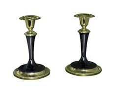 Pair of Vintage Candlesticks