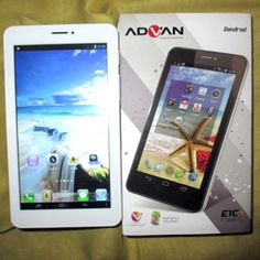 "Advan Vandroid E1C+, Tablet 7"""