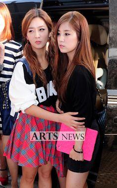 [AIRPORT] Bomi and Chorong